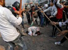 One killed, dozens injured in Delhi clashes as Trump visits