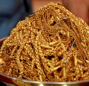 Gold Treads Water as Investors Await U.S. Inflation Report