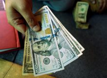 Dollar Down Even Amid Rising COVID-19 Cases