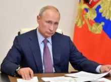 Putin orders Russia to begin mass Covid-19 voluntary vaccinations